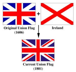 Lá cờ Union Flag hiện nay